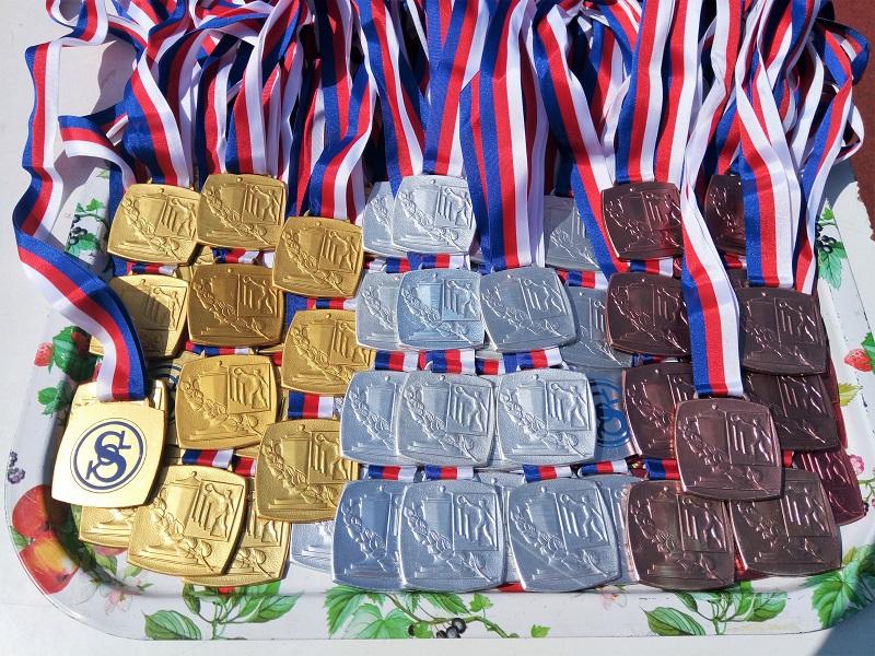 Župní přebory všestrannosti 2018 – atletika, gymnastika, šplh, plavání