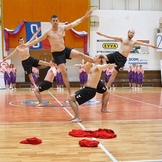Nové cvičení – gymnastika pro dospělé