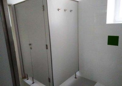 nová kabinka WC